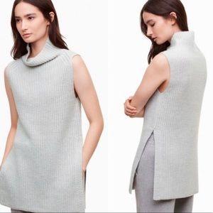 WILFRED OATMEAL Durandal Sweater